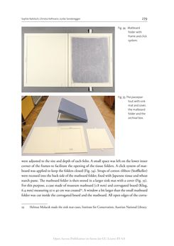 Bild der Seite - 279 - in The Vienna Genesis - Material analysis and conservation of a Late Antique illuminated manuscript on purple parchment