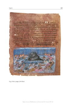 Bild der Seite - 291 - in The Vienna Genesis - Material analysis and conservation of a Late Antique illuminated manuscript on purple parchment