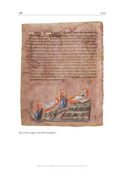 Image of the Page - 298 - in The Vienna Genesis - Material analysis and conservation of a Late Antique illuminated manuscript on purple parchment