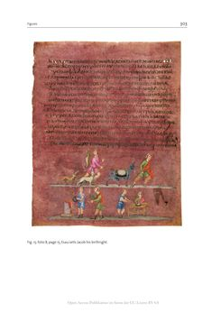 Image of the Page - 303 - in The Vienna Genesis - Material analysis and conservation of a Late Antique illuminated manuscript on purple parchment