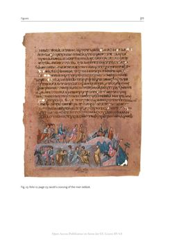 Bild der Seite - 311 - in The Vienna Genesis - Material analysis and conservation of a Late Antique illuminated manuscript on purple parchment
