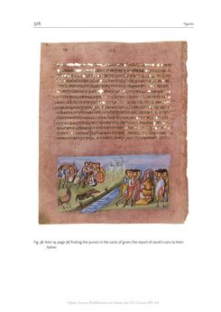 Bild der Seite - 326 - in The Vienna Genesis - Material analysis and conservation of a Late Antique illuminated manuscript on purple parchment