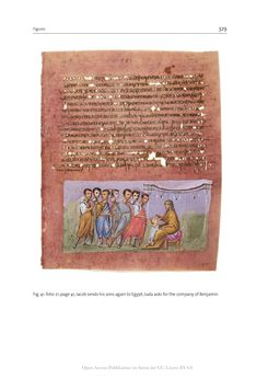 Bild der Seite - 329 - in The Vienna Genesis - Material analysis and conservation of a Late Antique illuminated manuscript on purple parchment