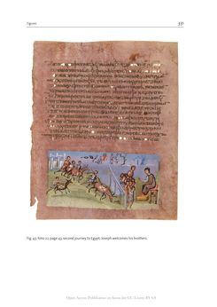 Bild der Seite - 331 - in The Vienna Genesis - Material analysis and conservation of a Late Antique illuminated manuscript on purple parchment