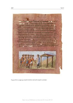 Image of the Page - 332 - in The Vienna Genesis - Material analysis and conservation of a Late Antique illuminated manuscript on purple parchment