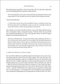 Bild der Seite - 13 - in Viktor E. Frankl - Gesammlte Werke