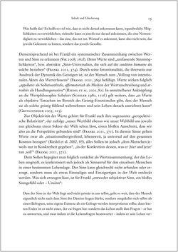 Image of the Page - 15 - in Viktor E. Frankl - Gesammlte Werke