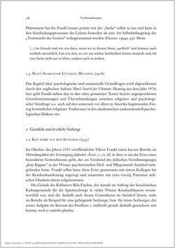 Bild der Seite - 18 - in Viktor E. Frankl - Gesammlte Werke