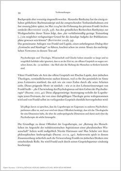 Bild der Seite - 34 - in Viktor E. Frankl - Gesammlte Werke
