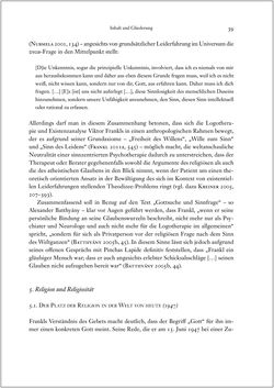Bild der Seite - 39 - in Viktor E. Frankl - Gesammlte Werke