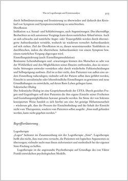 Image of the Page - 303 - in Viktor E. Frankl - Gesammlte Werke