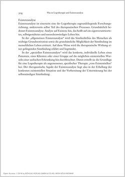 Bild der Seite - 304 - in Viktor E. Frankl - Gesammlte Werke