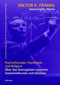 Bild der Seite - Einband vorne - in Viktor E. Frankl - Gesammlte Werke