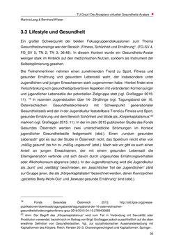 Bild der Seite - 35 - in Nutzer-Profile von Gesundheits-Avataren - Erhebung zielgruppenspezifischer Anwendungskontexte, Band 2