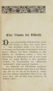 Bild der Seite - 1 - in Wiener Guckkastenbilder