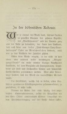 Image of the Page - 176 - in Wiener Guckkastenbilder