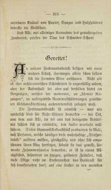 Image of the Page - 211 - in Wiener Guckkastenbilder