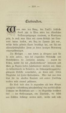 Image of the Page - 218 - in Wiener Guckkastenbilder